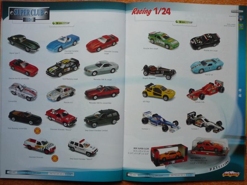 2001 DIN-A-4 Catalogue 20283169gk