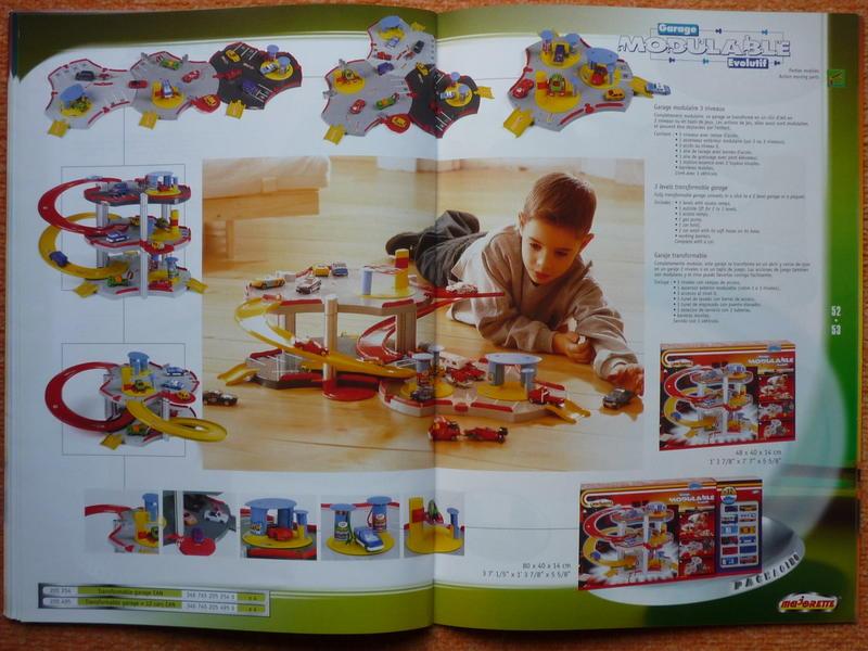 2001 DIN-A-4 Catalogue 20283203qk