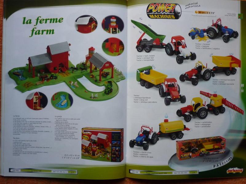 2001 DIN-A-4 Catalogue 20283209vs