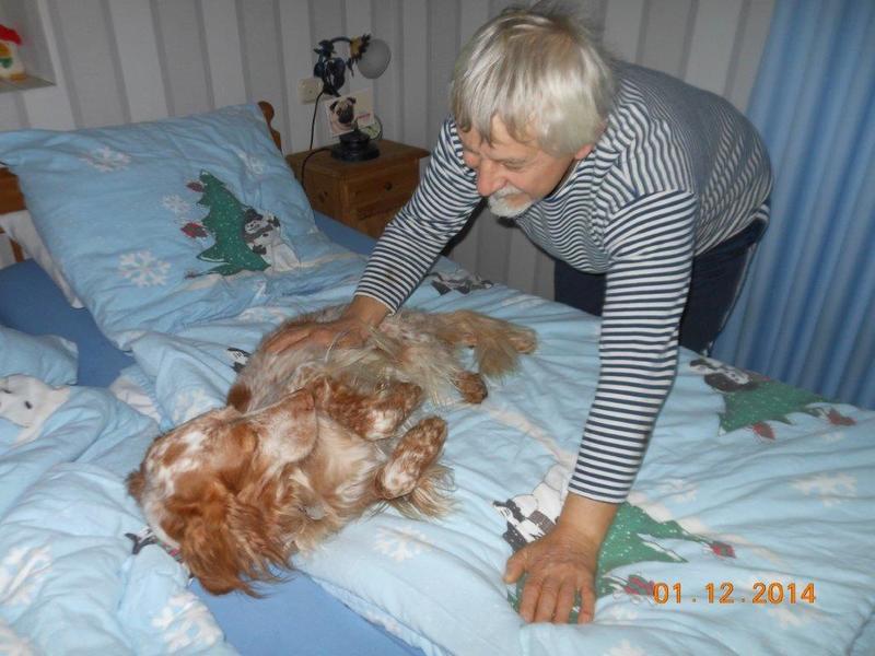 Herzliche Grüße von den HPiN Hunden Regina-jetzt Ina-, Baco, Flora und Luna  20407302gb