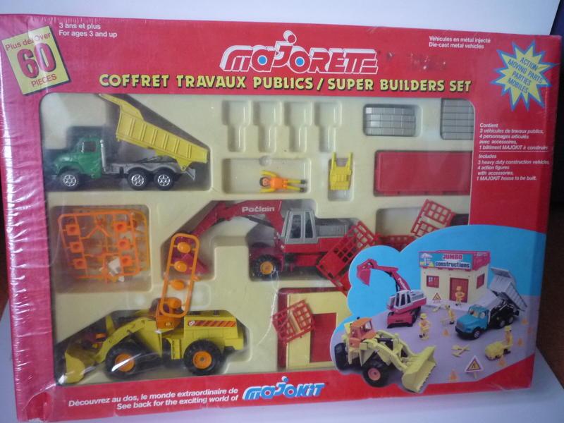 Coffret Travaux Publics / Super Builders Set  (from 1985 to 1986) 20837125dp
