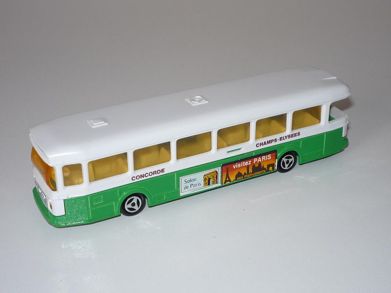 N°310 autobus SAVIEM parisien  20971516ju