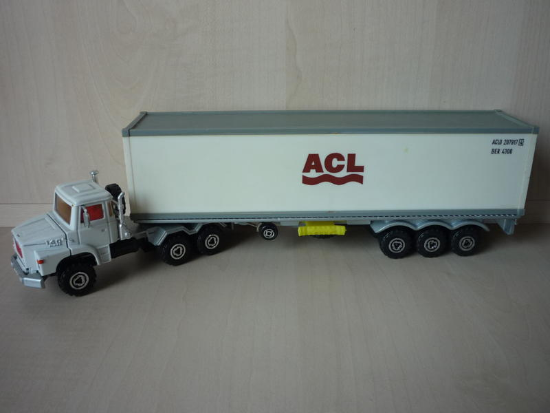 """N°3055 Scania 1x 40"""" Container  21254651ey"""