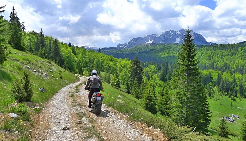 Pneu pour voyageur en gros trail 21271691mh