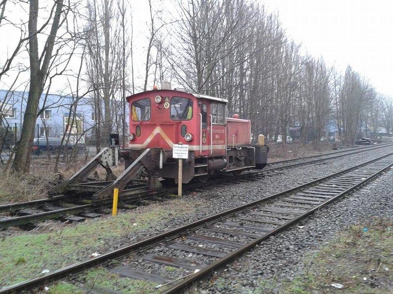 Deutz - Werkslok in Gevelsberg 21472583rs