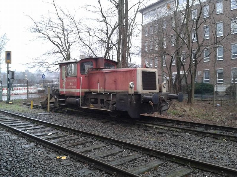 Deutz - Werkslok in Gevelsberg 21472587zt