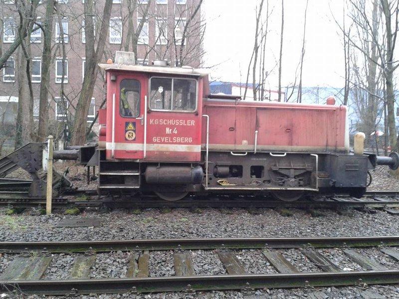 Deutz - Werkslok in Gevelsberg 21472600ax