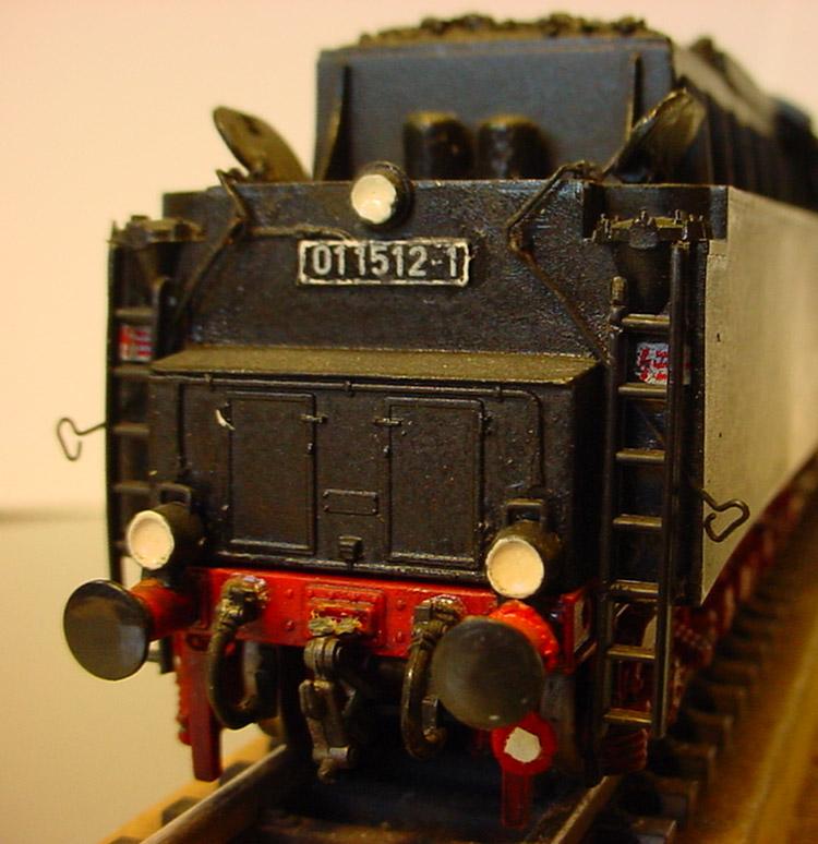 Uraltmodelle H0 Dampflokmodelle -gebaut vor über 25 Jahren 21784134gc