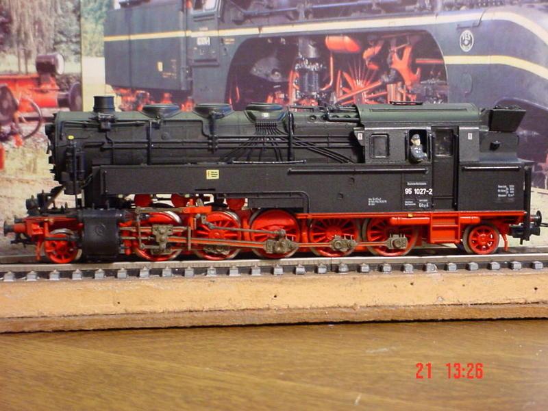 Uraltmodelle H0 Dampflokmodelle -gebaut vor über 25 Jahren 21784135pd