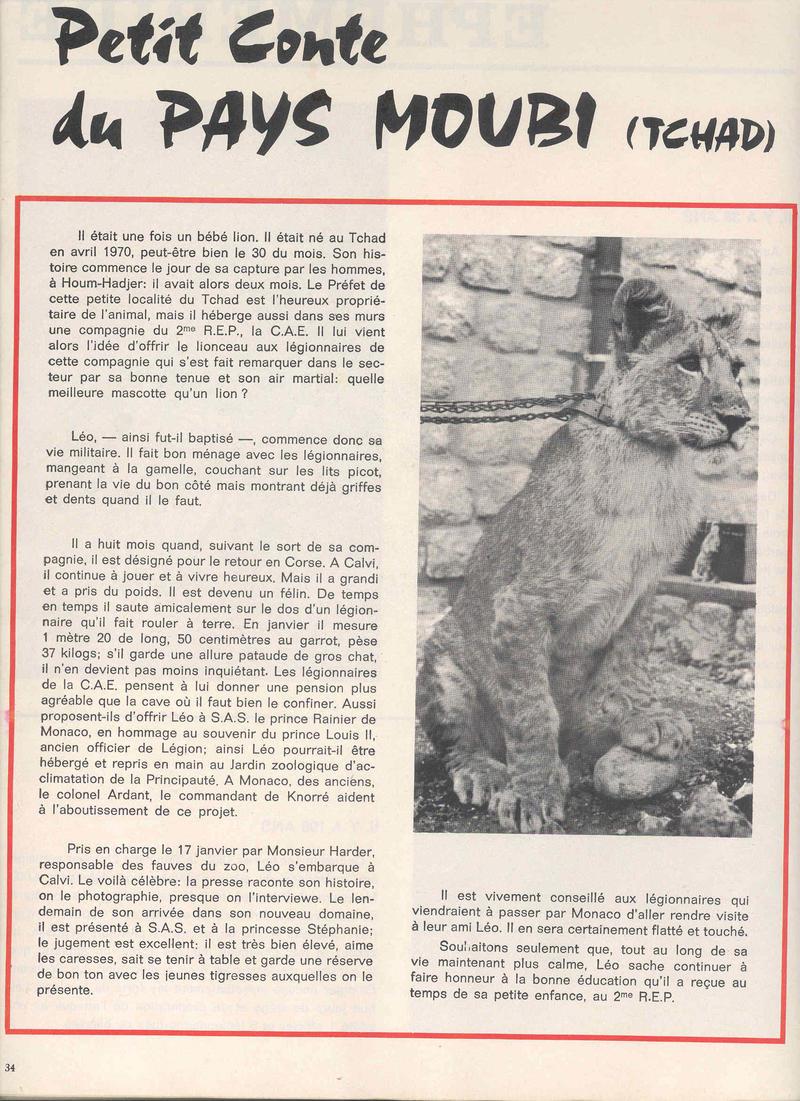 """- Le """"Mouflon du 5 éme REI et """" Duule"""" du 2 éme REI. 22192470vo"""
