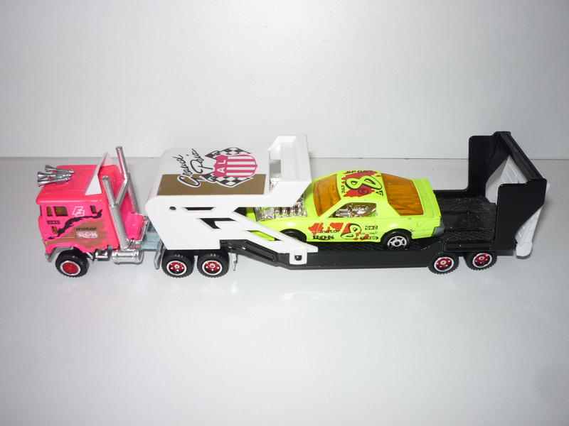 N°615 Ford + Semi Transport Pro Stock Firebird   22277612fk