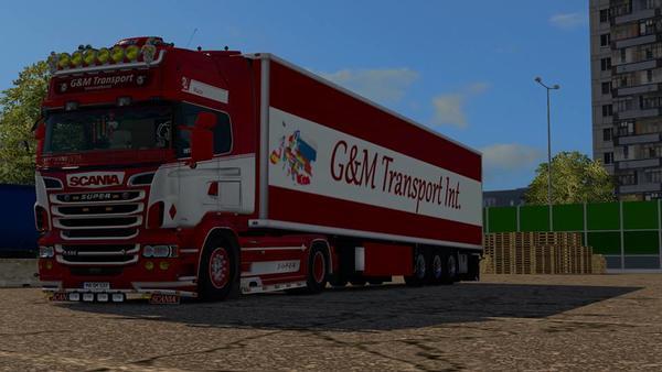 Spedition G&M Transport 22550351ji