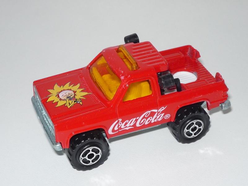 N°291 Chevrolet Blazer 4x4. 22856649pp