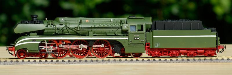 Der Schorsch - Lok 18 314 22976318jq
