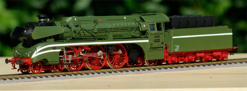 Der Schorsch - Lok 18 314 22976320rh