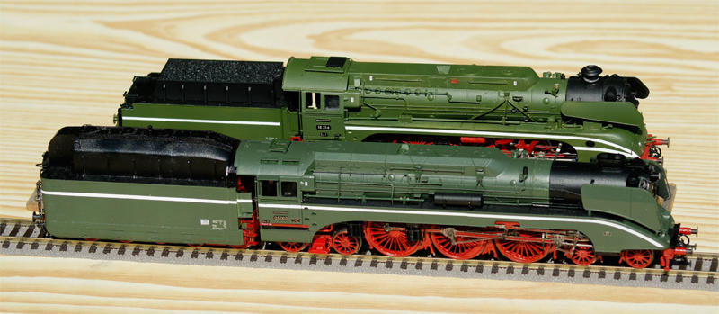 Der Schorsch - Lok 18 314 22976327ek