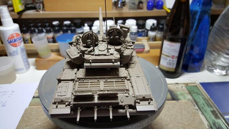 T-90  ( Zvezda Maßstab 1:35 ) 23309102ge