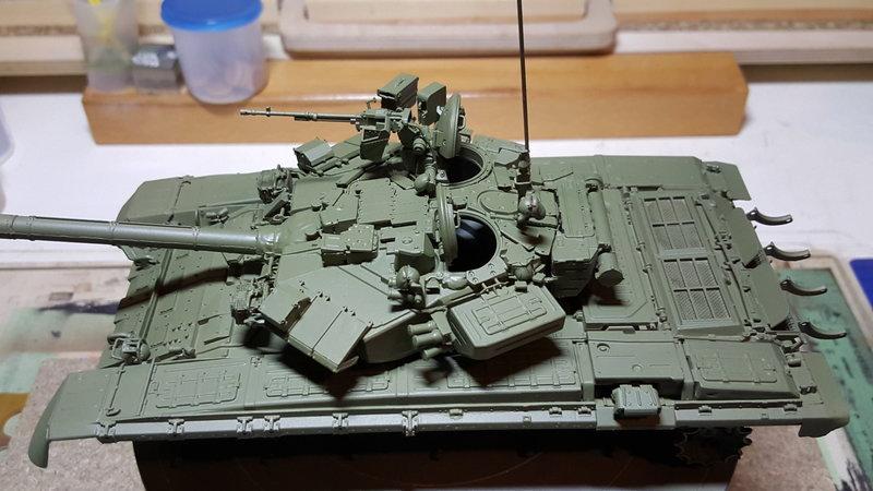 T-90  ( Zvezda Maßstab 1:35 ) 23337480tr
