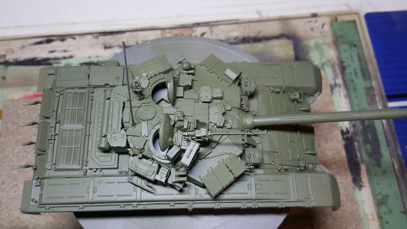 T-90  ( Zvezda Maßstab 1:35 ) 23337481pb