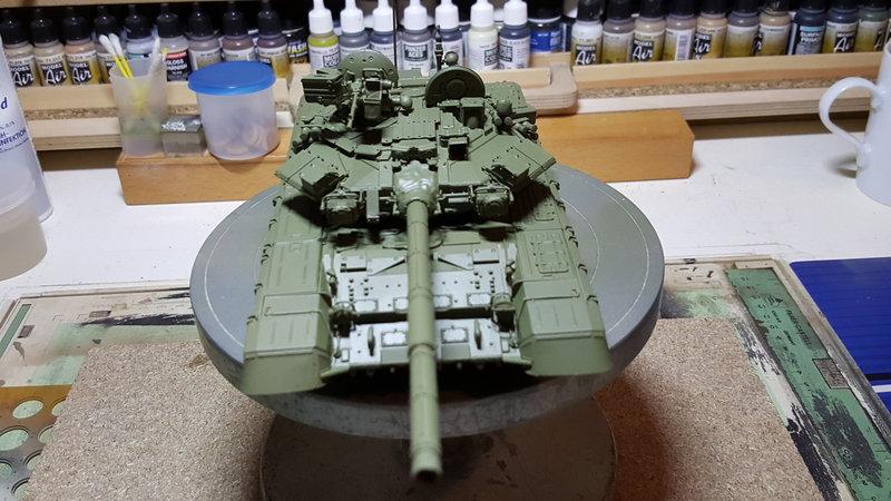 T-90  ( Zvezda Maßstab 1:35 ) 23337482px