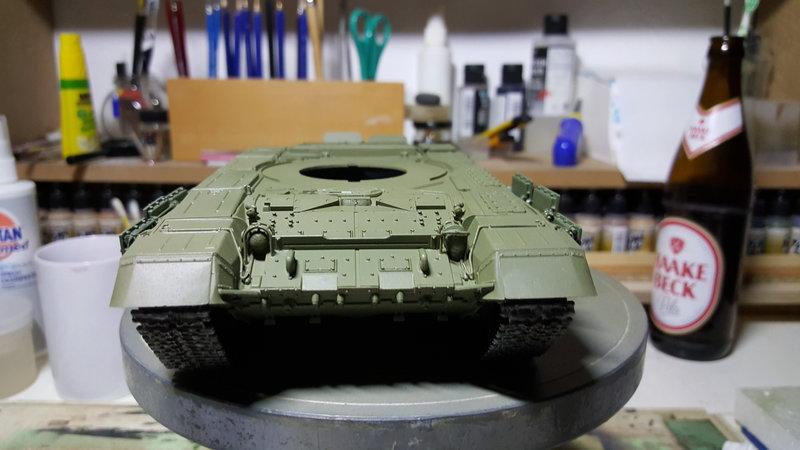 T-90  ( Zvezda Maßstab 1:35 ) 23346524tj