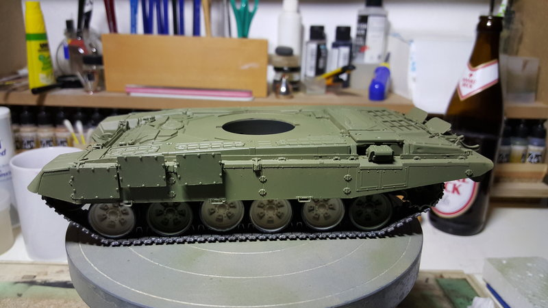 T-90  ( Zvezda Maßstab 1:35 ) 23346525ql