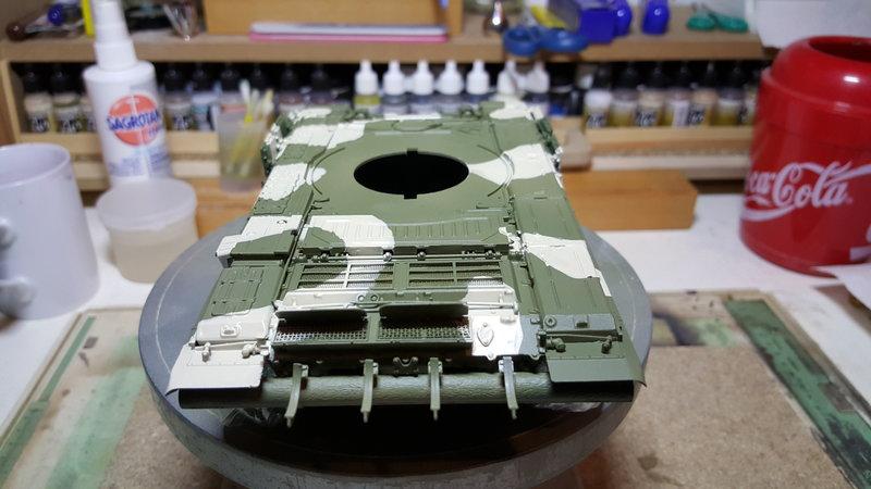 T-90  ( Zvezda Maßstab 1:35 ) 23378785ty