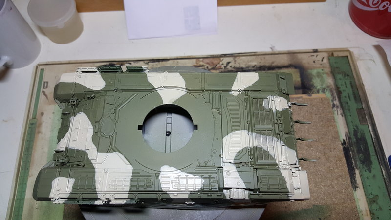 T-90  ( Zvezda Maßstab 1:35 ) 23378792ly