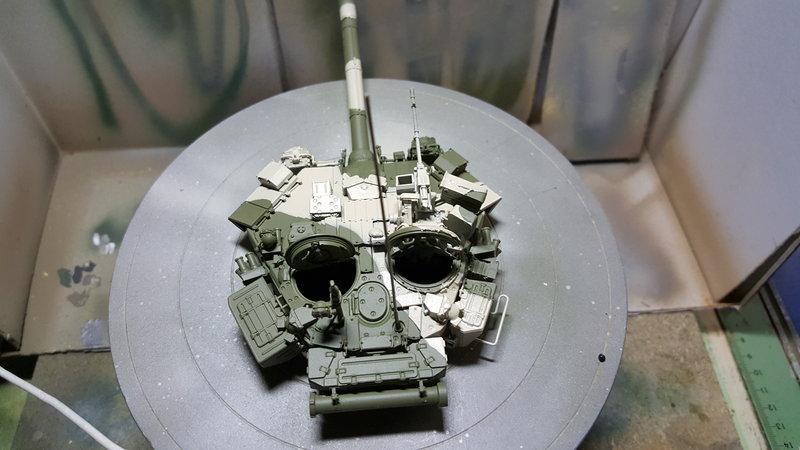 T-90  ( Zvezda Maßstab 1:35 ) 23378807ki