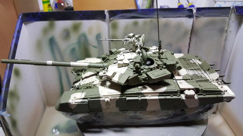 T-90  ( Zvezda Maßstab 1:35 ) 23378810ov