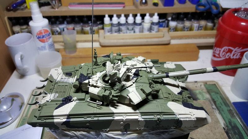T-90  ( Zvezda Maßstab 1:35 ) 23378832au
