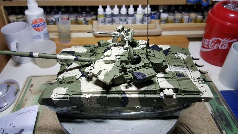 T-90  ( Zvezda Maßstab 1:35 ) 23378834tk