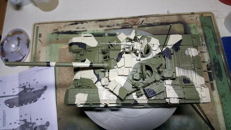 T-90  ( Zvezda Maßstab 1:35 ) 23378835xo