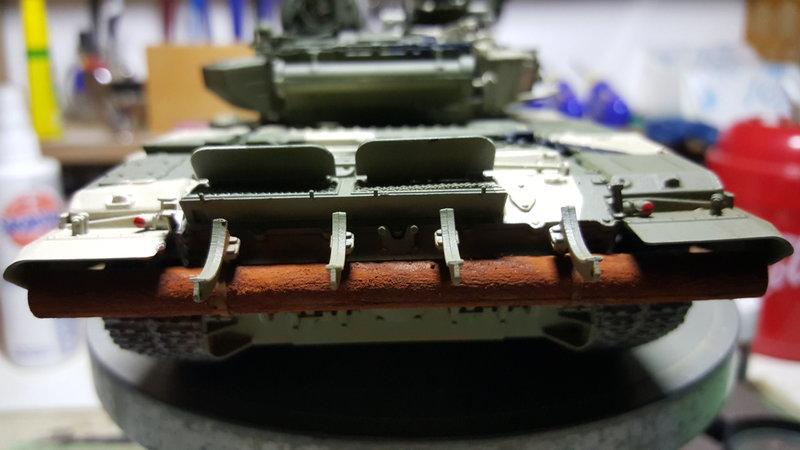 T-90  ( Zvezda Maßstab 1:35 ) 23398462wz