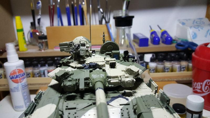 T-90  ( Zvezda Maßstab 1:35 ) 23398463fh