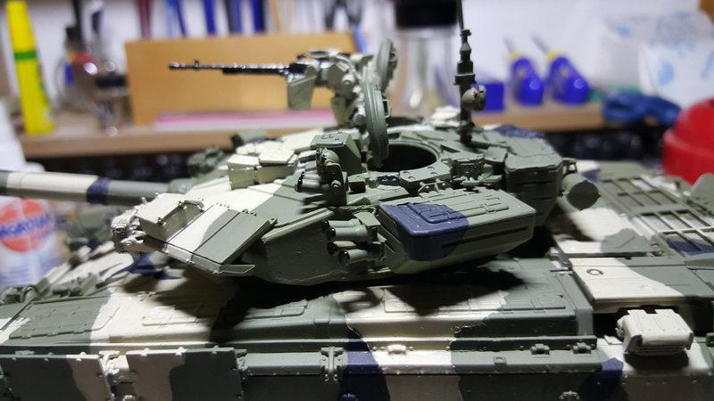 T-90  ( Zvezda Maßstab 1:35 ) 23398464gg