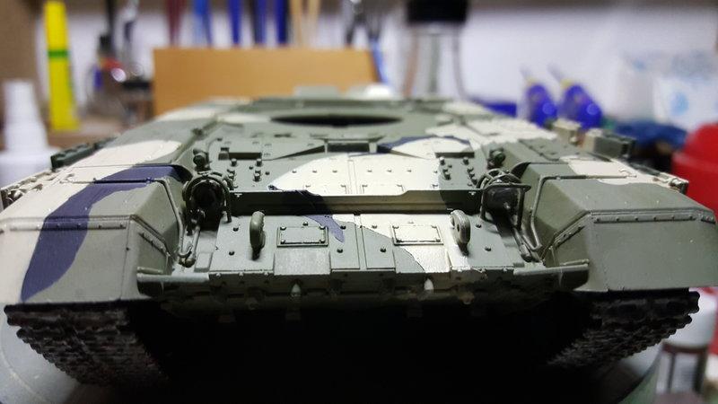 T-90  ( Zvezda Maßstab 1:35 ) 23398466yy