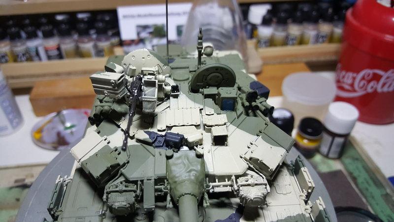 T-90  ( Zvezda Maßstab 1:35 ) 23398467ju