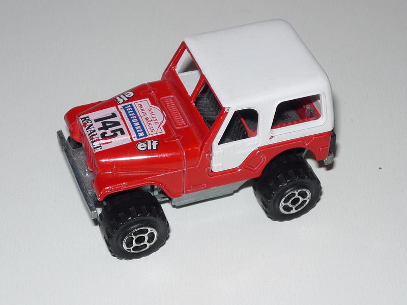 N°244 Jeep 4x4 23538168xn