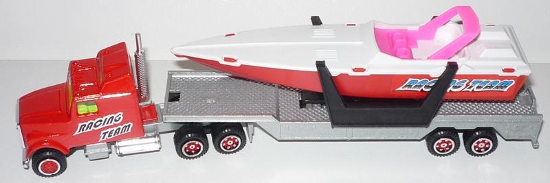 N°613 White + Semi Transport Hors Bord   23696991fg