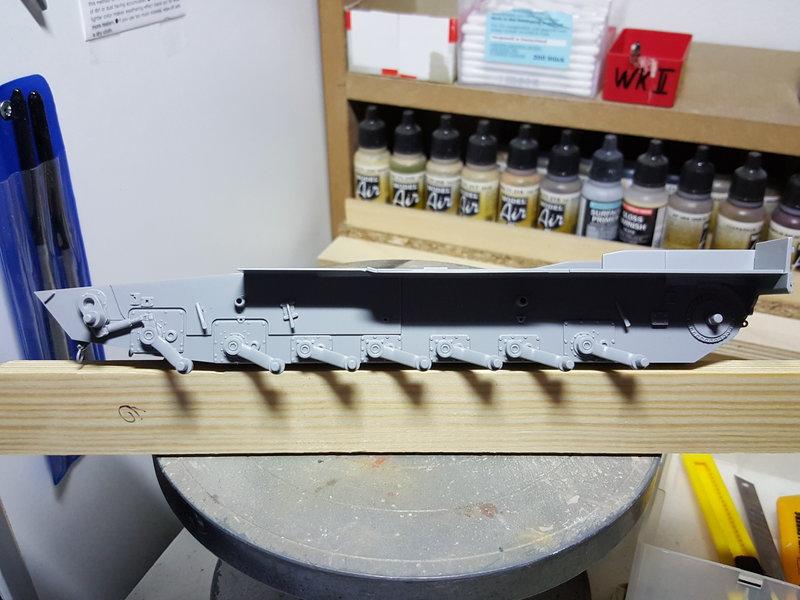 M1A1 Abrams AIM von Dragon 1:35 23871412cz