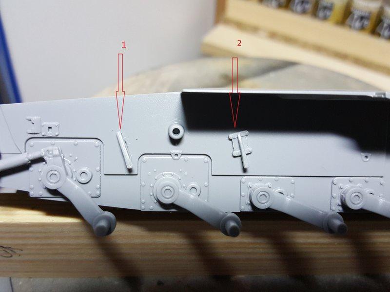 M1A1 Abrams AIM von Dragon 1:35 23871650vh