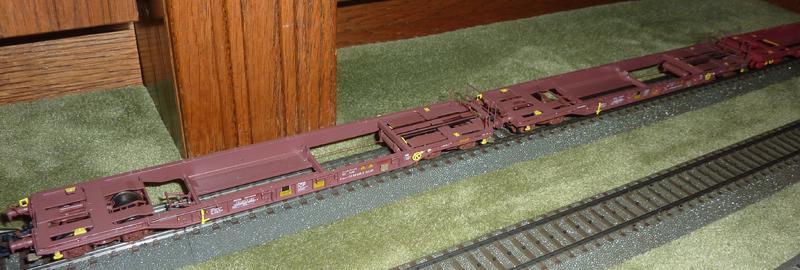 Hobbytrade Taschenwagen/Containerwagen 23877278ee