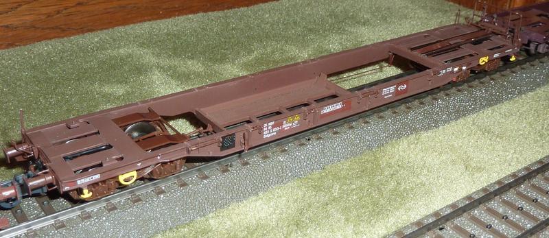 Hobbytrade Taschenwagen/Containerwagen 23877282py