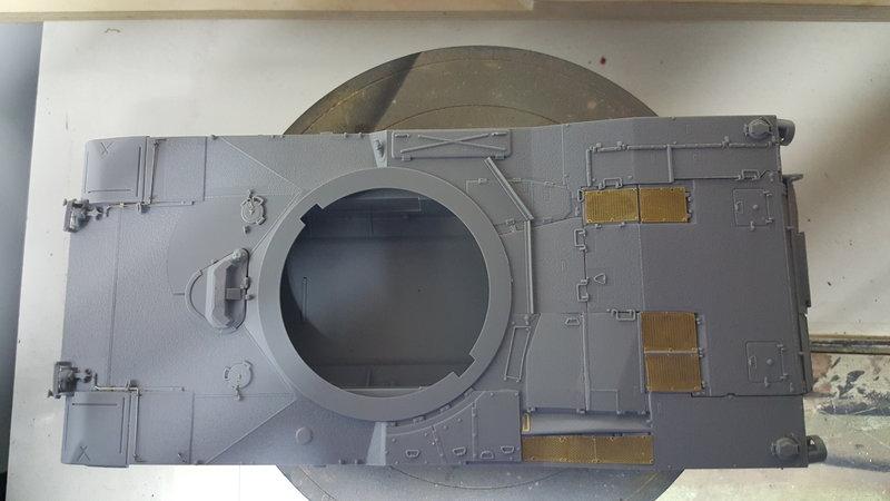 M1A1 Abrams AIM von Dragon 1:35 23889752jg