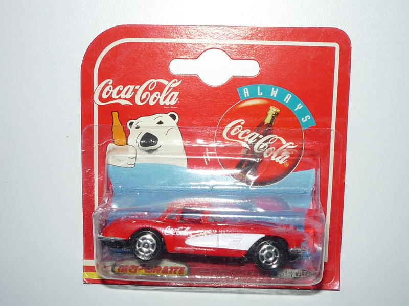 N°279 Chevrolet Corvette 1958 23948373qu
