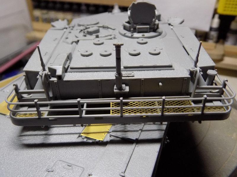 M1A1 Abrams AIM von Dragon 1:35 23983592en