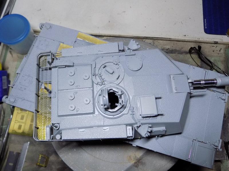 M1A1 Abrams AIM von Dragon 1:35 23983615wk