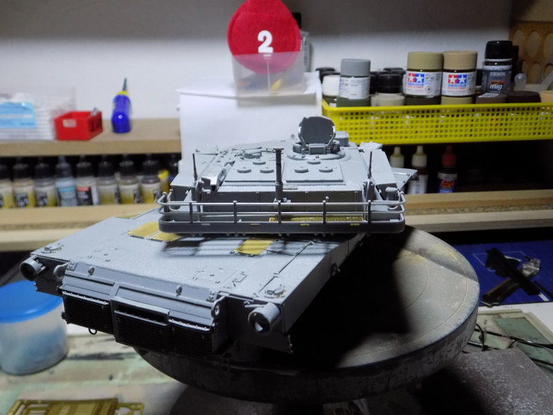 M1A1 Abrams AIM von Dragon 1:35 23983618va