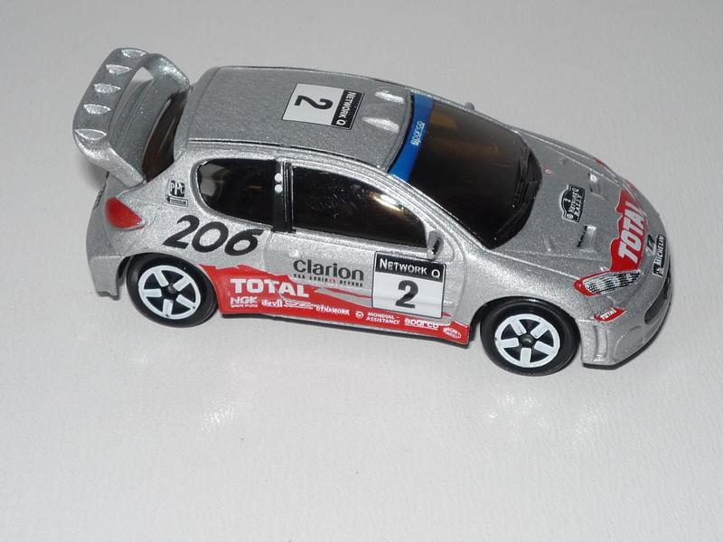 N°205B - Peugeot 206 WRC 24017748ei